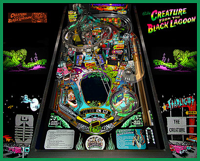 Centaur Pinball Machine For Sale Parts Accessories