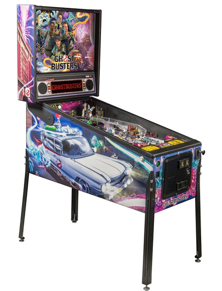 pinball machine sales