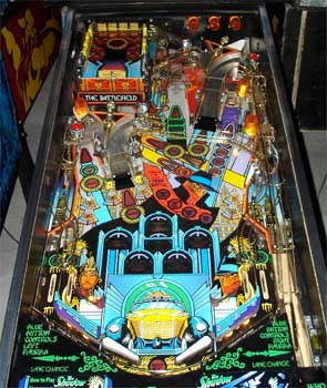 The Shadow Pinball Machine For Sale Alec Baldwin